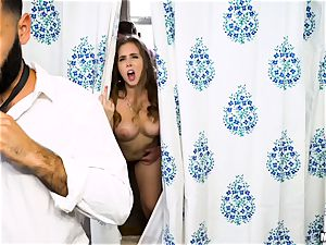 Behind the shower curtain with Lena Paul