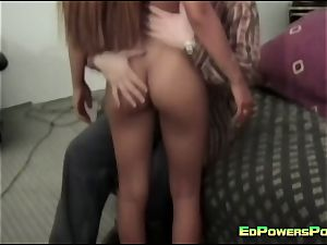 curvaceous nubile romped by Ed Powers